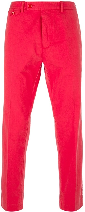 Carven Cropped Chino