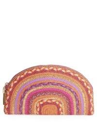 Croissant clutch pink medium 3654792