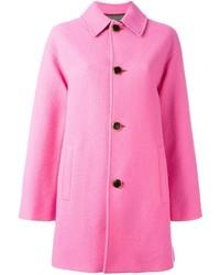 Just Cavalli Flared Mid Length Coat