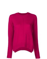 Isabel Marant Cropped Crewneck Sweater