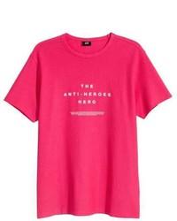 H&M Cotton Piqu T Shirt