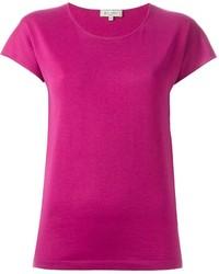 Etro Round Neck T Shirt