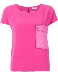 Kenzo Flap Pocket T Shirt