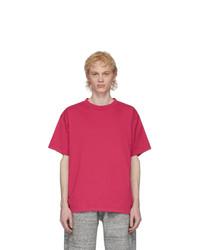Fumito Ganryu Pink Cmyk T Shirt