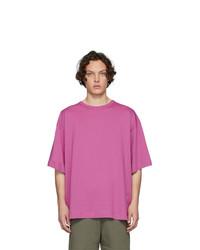 Dries Van Noten Pink Haky T Shirt