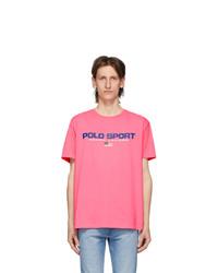 Polo Ralph Lauren Pink T Shirt