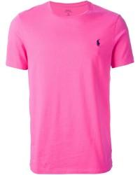 Men's Hot Pink T-shirts by Polo Ralph Lauren | Men's Fashion