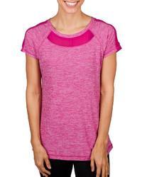 Jockey Short Sleeve Illusion Sport T Shirt