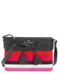 New york hayes street fabric eniko crossbody bag pink medium 3943960