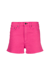 Rag & Bone Five Pocket Denim Shorts