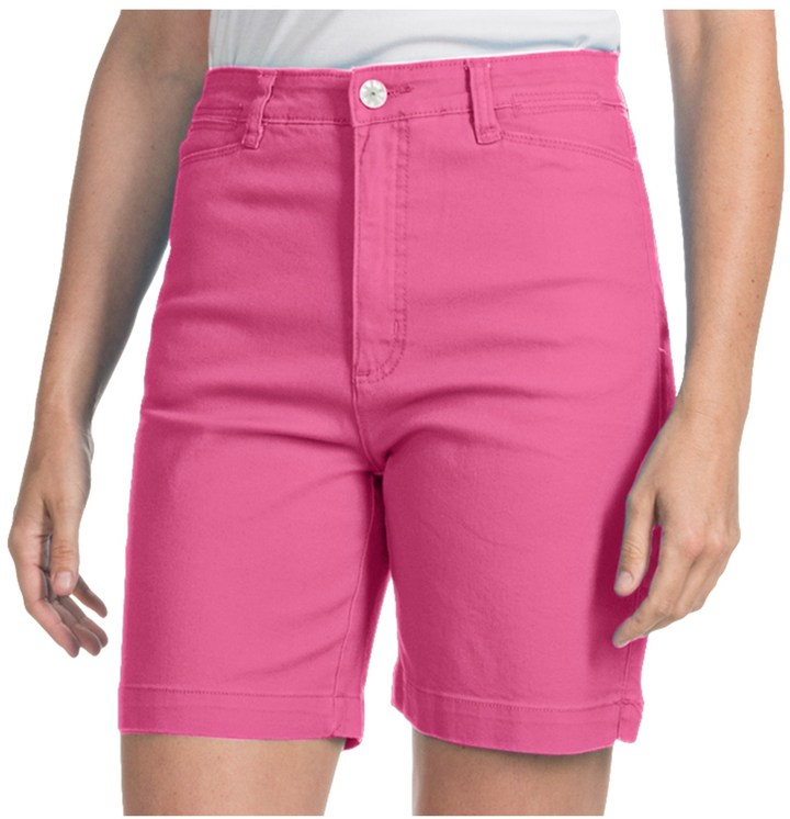 FDJ French Dressing Suzanne Shorts Colored Denim Stretch | Where ...