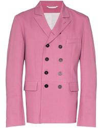 Ann Demeulemeester Double Breasted Blazer Jacket