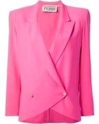 Gianfranco Ferre Vintage Buttoned Blazer
