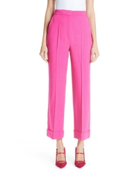 Roksanda Cuffed Straight Leg Pants