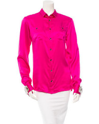 Alexis Mabille Blouse W Tags