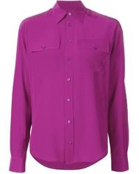 Ralph Lauren Collection Silk Shirt