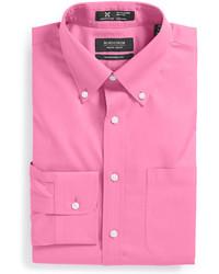 Hot Pink Dress Shirts for Men | Men's Fashion