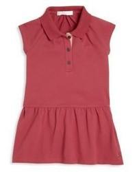 Burberry Babys Toddler Girls Cali Dress
