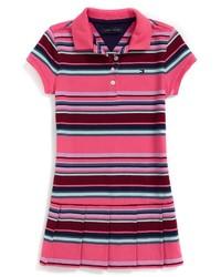 Tommy Hilfiger Final Sale  Stripe Polo Dress
