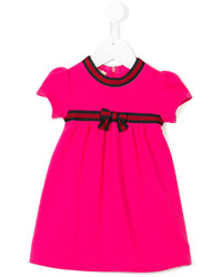 Gucci Kids Dress With Web