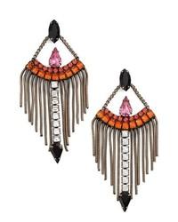 Lionette by Noa Sade Swarovski Crystal Chandelier Earrings