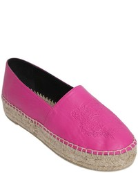 Hot Pink Espadrilles