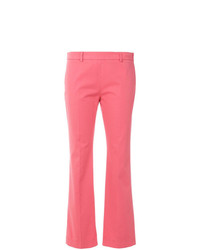 Incotex Slim Flare Trousers