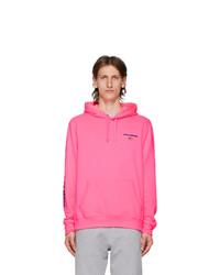 Polo Ralph Lauren Pink Fleece Hoodie