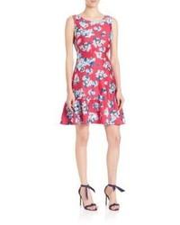 Diane von Furstenberg Topanga Matte Satin Dress