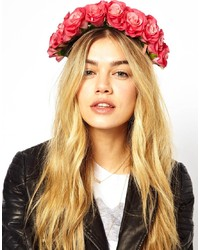 Rock 'N' Rose Rock N Rose Penelope Floral Crown Headband