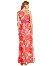 94ecaa67a1e ... Jessica Howard Floral Print Maxi Dress