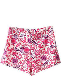 Choies vintage floral print shorts medium 67203