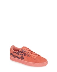 Puma Suede Tol Graphic Sneaker