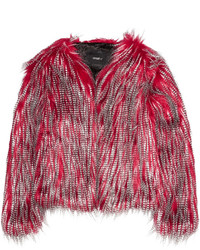 Unreal fur unreal dream faux fur coat medium 120844