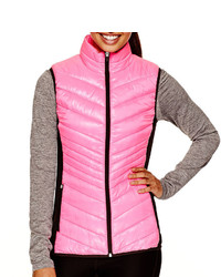 jcpenney Xersion Quilted Puffer Vest