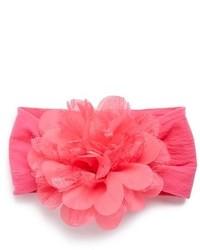 Baby Bling Lace Chiffon Flower Headband