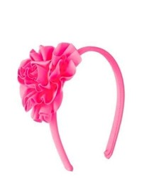 Fantasia Accessories Cherokee Newborn Girls Headband Dazzle Pink