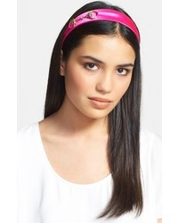L. Erickson Bit Headband Island Pink Gold