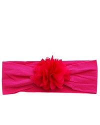 Reflectionz Girls Hot Pink Flower Stretch Headband Hair Accessory