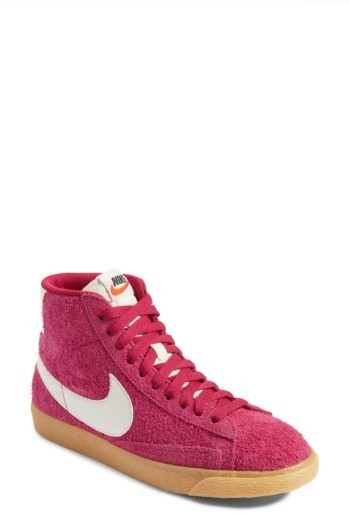 3c90d3f0affa ... Hot Pink High Top Sneakers Nike Blazer Vintage High Top Basketball  Sneaker ...