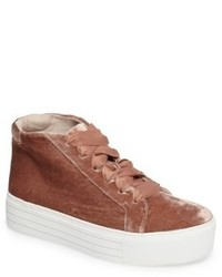 Kenneth Cole New York Janette High Top Platform Sneaker