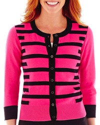 Women's Hot Pink Sweaters from jcpenney | Women's Fashion