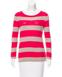 Striped wool sweater w tags medium 3650264