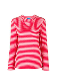 MiH Jeans Emelie Striped Top