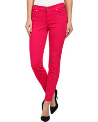 Hot Pink Jeans for Women | Women's Fashion