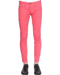 DSQUARED2 165cm Clet Stretch Denim Jeans