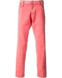 DSquared 2 Straight Leg Jeans