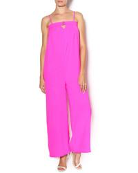 Something Urban Playful Pink Jumpsuit