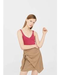 Mango Fine Knit Top