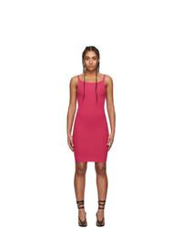giu giu Pink Nonna Slip Dress